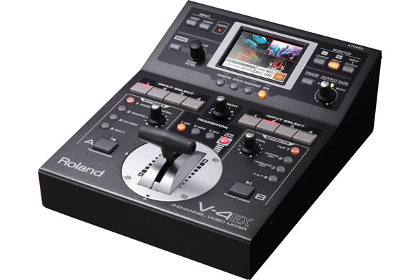 Roland video mixer